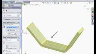 learn solidworks 2010 sheet metal