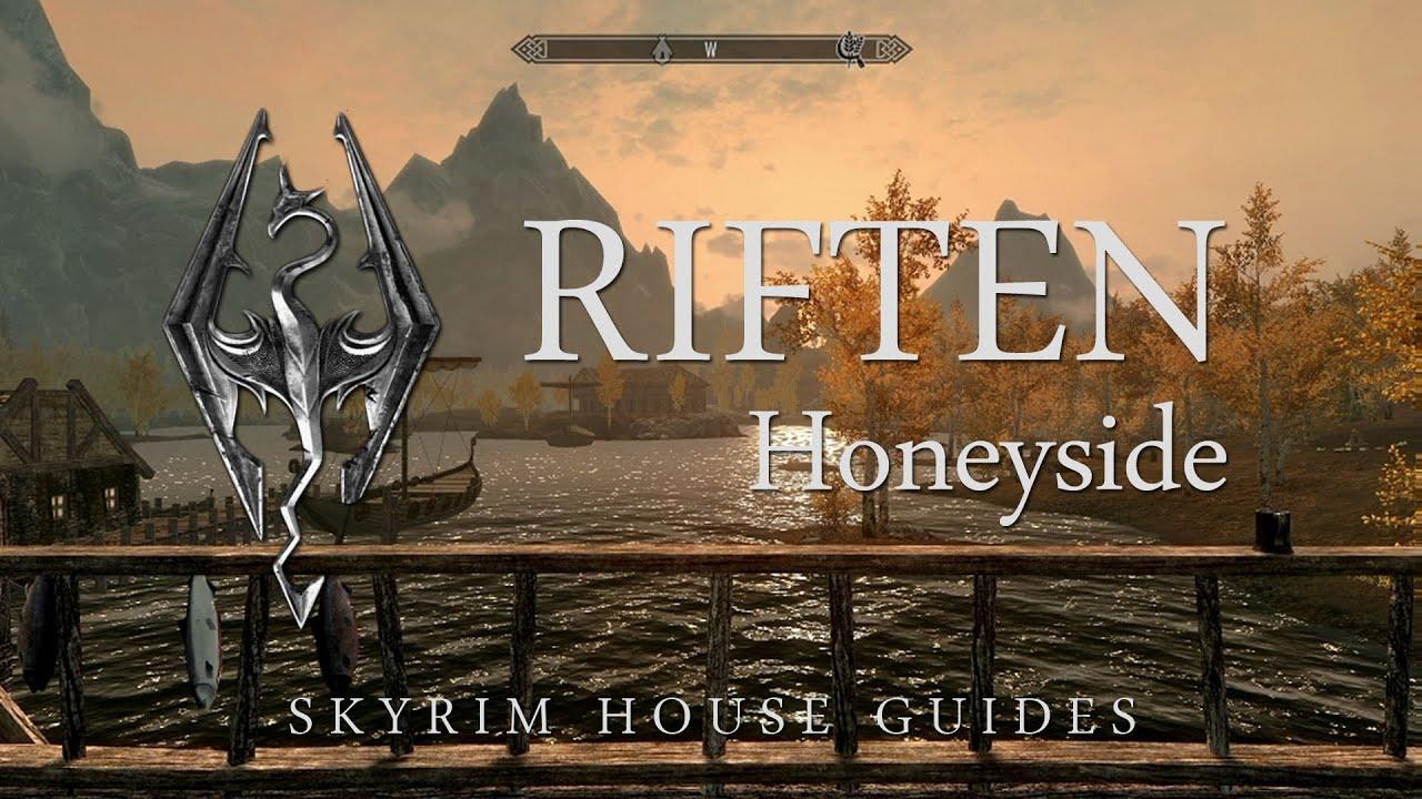 Skyrim Buy A House In Riften Youtube