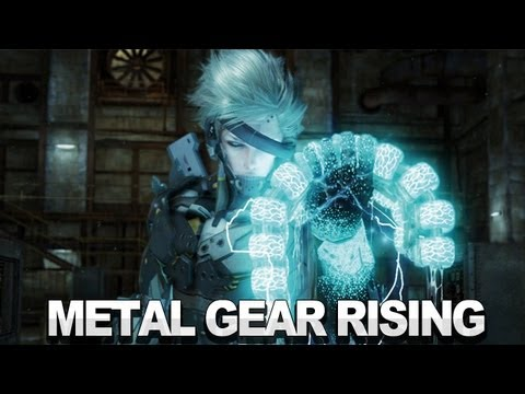 "Metal Gear Rising: Revengeance - Make it Right ""Arm"" Trailer"