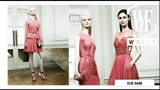 Look Book Elie Saab Resort 2015