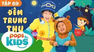 🎇🍭🎋Mầm Chồi Lá Tập 69 - Đêm Trung Thu | Nhạc Thiếu Nhi Cho Bé | Vietnamese Songs For Kids