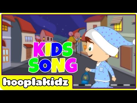Kids Song, Wee Willie Winkie, Nursery Rhymes & Top Kids Songs by HooplaKidz