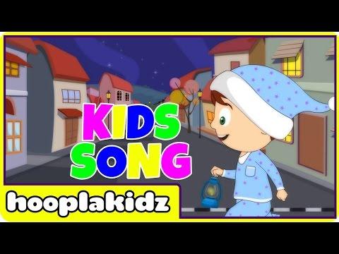 Kids Song, Wee Willie Winkie, Nursery Rhymes & Top Kids Songs by HooplaKidz
