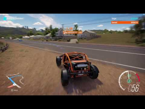Forza Horizon 3 Demo: High Settings (FX 8320E @3.7GHz, GTX 970)