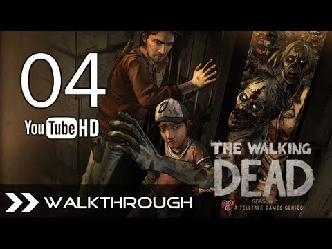The Walking Dead Season 2 Episode 2 Walkthrough Gameplay Part 4 HD 1080p PC Full Game No Commentary