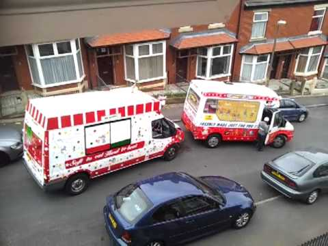 Ice Cream Truck Wars UK