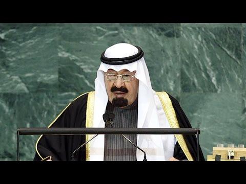 Saudi Arabia's King Abdullah bin Abdulaziz dies at Age of 90