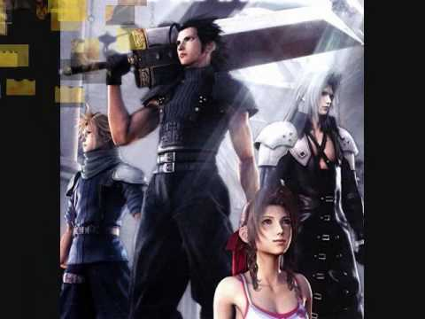 final fantasy 7 Red breathe into me