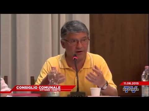 CONSIGLIO COMUNALE VITTORIO VENETO - Seduta del 11.05.2015