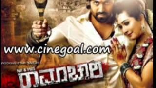 Mr And Mrs Ramachari 2014 Kannada Movie Title Song Video