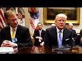 Trump We can cut regulations by 75 percent