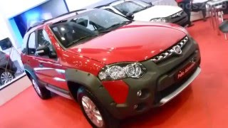 2014 Fiat Palio Adventure 2014 Video Review