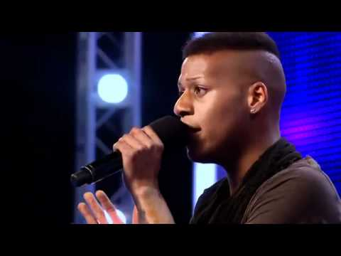 X Factor 2011-Lascel Woods-Use Somebody-Kings of Leon-Full Audition With Judges comments.mp4