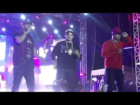 Concierto del Siglo Wisin & Yandel - Daddy Yankee (8 Febrero 2013) Parte 10 / 12