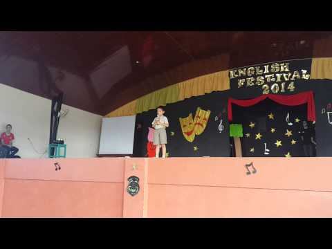 English Festival kinder-Preparatoria 2