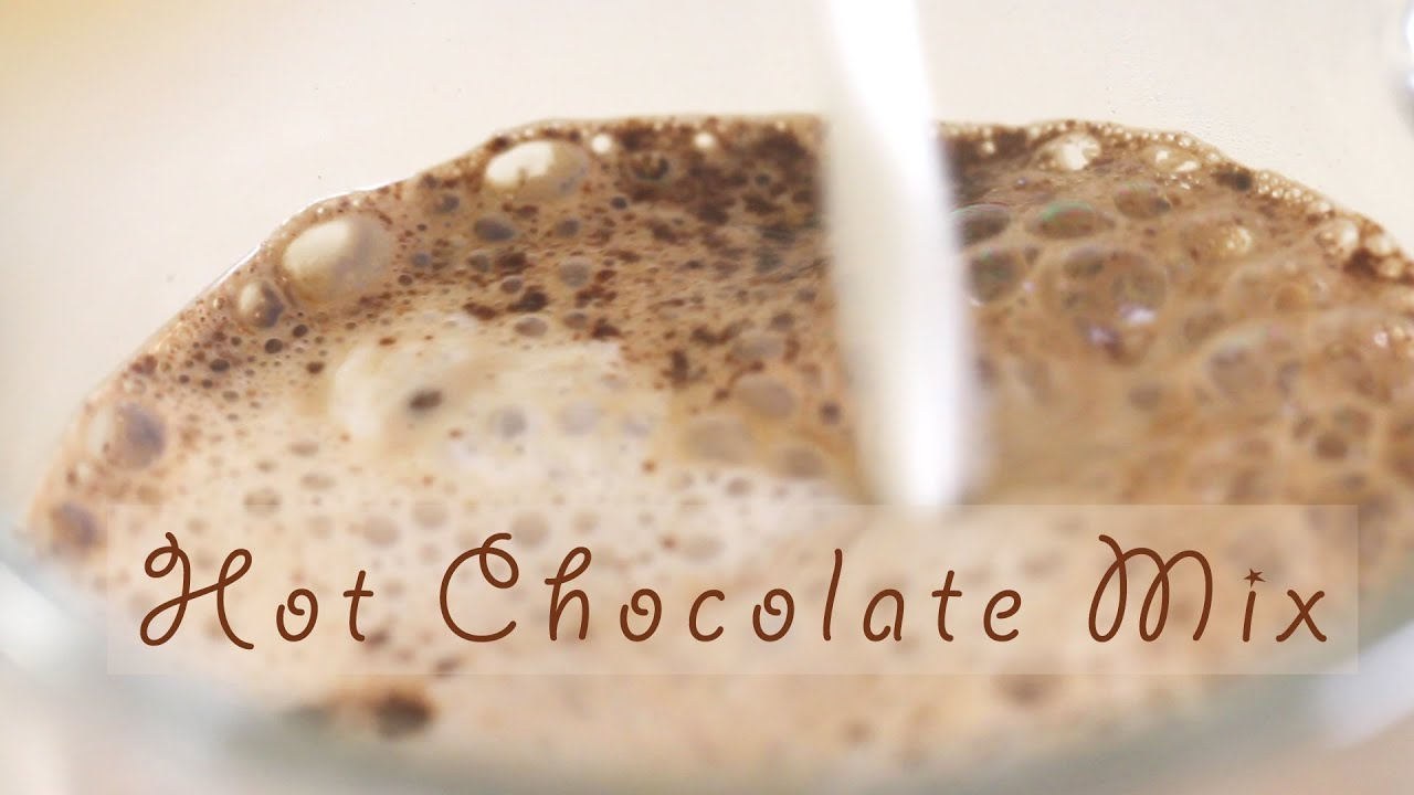how to make quick hot chocolate