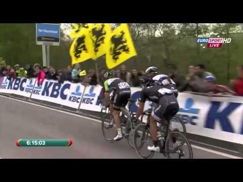 Tour of Flanders 2014 -  Ronde van Vlaanderen 2014 - finish