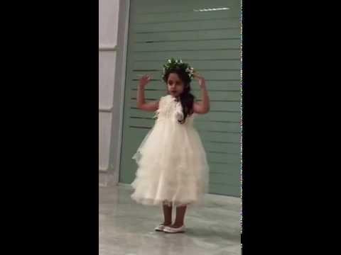 تولين محمد السلوم من ابتدائية وادي الجناح بعنيزة تغرد للوطن