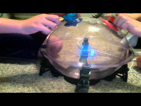 DESTROYER DOME BATTLE BEYBLADES