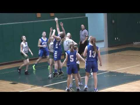 Chazy - Seton Catholic Mod Girls 1-14-13