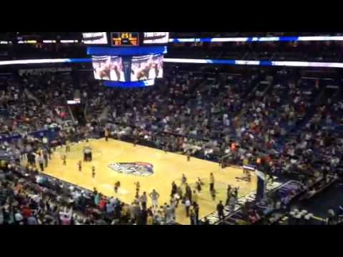 New Orleans Pelicans Basketball vs Golden Nuggets