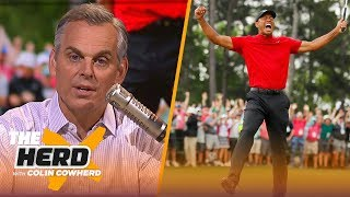 Tiger's Masters win & comeback showcased his unique ability to unite the country | GOLF | THE HERD