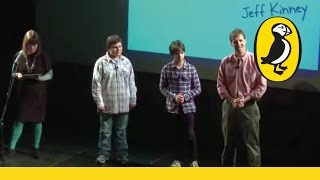 Puffin Virtually Live: Jeff Kinney (with Zachary Gordon
