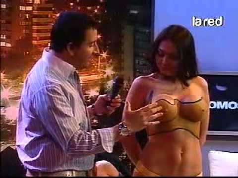 Busty Brazilian Girls Get Boobs Covered in Body Paint
