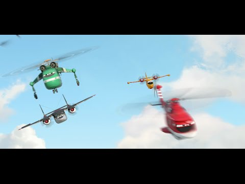 Disney's Planes: Fire & Rescue is Now Playing in 3D!