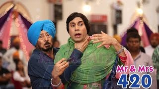 Double Role Latest Punjabi Comedy Scene 2014 Lokdhun