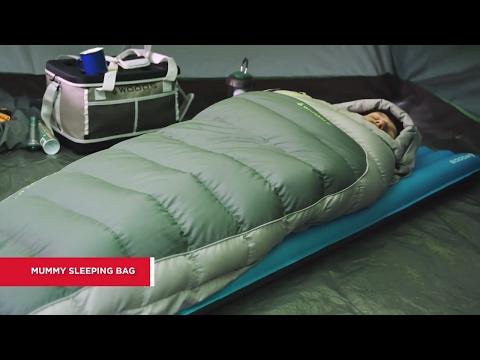 How to Choose a Sleeping Bag (4 Steps)