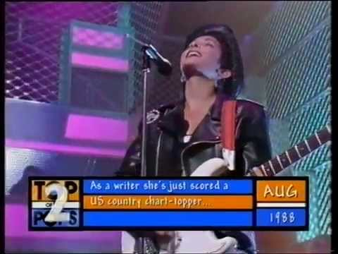 Jane Wiedlin - Rush Hour - Top Of The Pops 2 - Tuesday 8th April 2003
