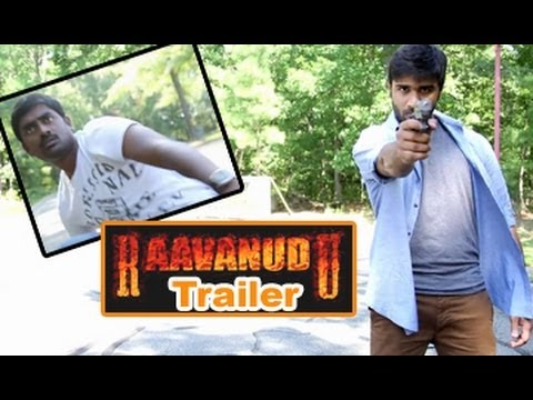 Raavanudu | Telugu Short Film Trailer | By Ravi Veera