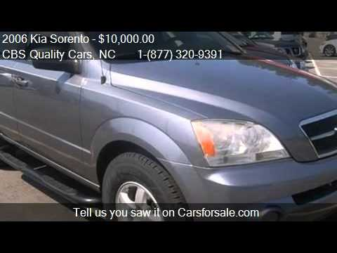 2006 Kia Sorento LX - for sale in DURHAM, NC 27703