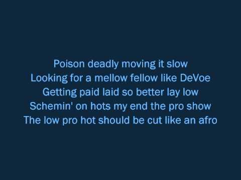 Poison kiss lyrics