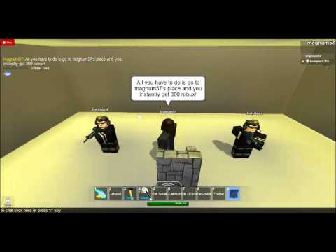 How to get 300 robux for free on roblox! 2014