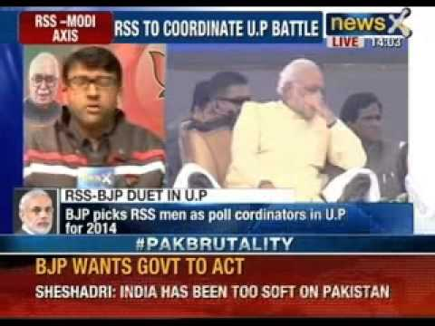 RSS Leaders appointed as in-charge of Campaigning by BJP in Uttar Pradesh - News X