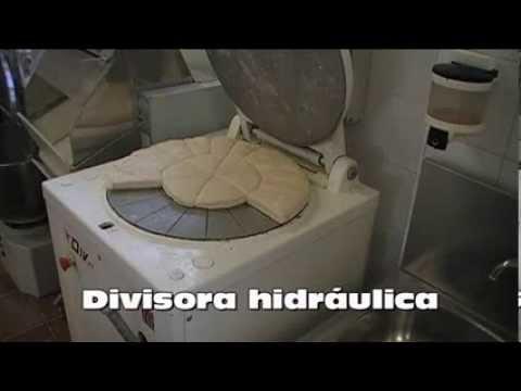 Divisora hidráulica