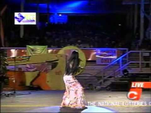 Dimanche Gras 2011 Finals - Karene Asche 1