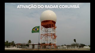 Em continuidade ao processo de modernização da rede de radares de vigilância do Sistema de Controle do Espaço Aéreo Brasileiro (SISCEAB) e com o objetivo de aprimorar o controle dos tráfegos que voam na região de fronteira do Brasil com o Paraguai e a Bolívia, a Força Aérea Brasileira (FAB) inaugurou, nesta terça-feira, 18 de agosto, em Corumbá (MS), uma nova Estação Radar.