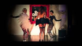 Смотреть или скачать клип Andreas Shuller feat. Klara Elias - Burlesque
