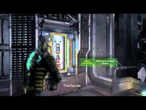 Let's Play Dead Space 2 Part 7 - Cover Me! Changing Discs!