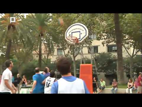 3x3 de Bàsquet Inclusiu 2013