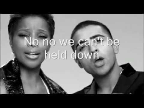 Mary J Blige feat. Jay Sean - Each tear (Lyrics on Screen ...