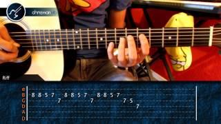 Primeros pasos para tocar guitarra acustica