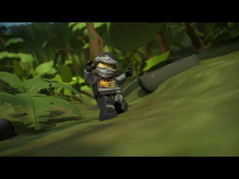 Lego Ninjago - Coleov duchovný boj