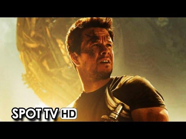 Transformers 4: L'era dell'estinzione Spot Tv Ufficiale V.O. 'Autobots' (2014) - Mark Wahlberg HD