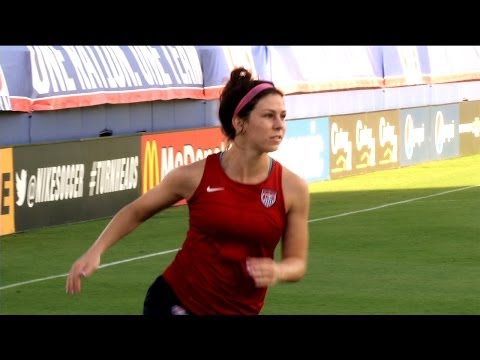 Studio 90: 6,000+ Miles from Sochi, the U.S. WNT Preps for Russia