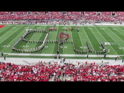 OSUMB 9 21 2013 Script Ohio and Braille Script Ohio with the Ohio State School for the Blind