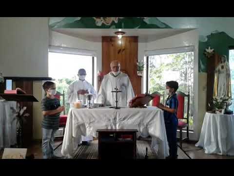 Santa Missa | 30.12.2020 | Quarta-feira | Padre José Sometti | ANSPAZ